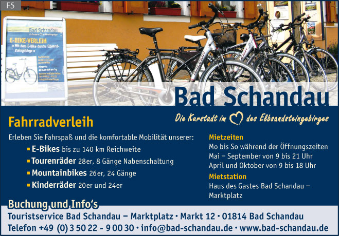 Touristservice Bad Schandau